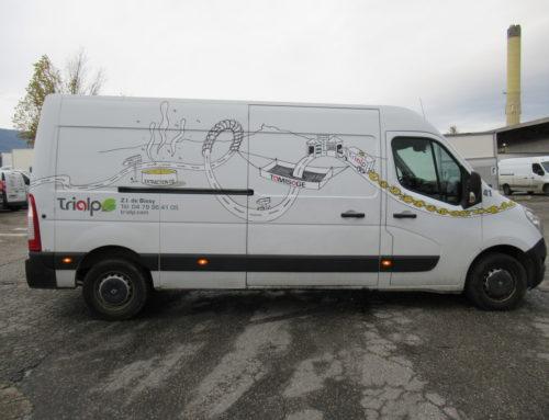 Collecte d'huile alimentaire usagée sur les stations d'Isère, Savoie et Haute-Savoie